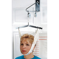 Bilt Rite 10-19000 Cervical Overdoor Traction Set