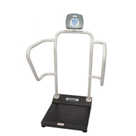 Healthometer Professional 1100KL 1000 lb/454 kg Capacity Scale
