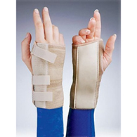 FLA Orthopedics 22-201 Elastic Cock-Up Wrist Brace