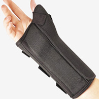 FLA Orthopedics 22-461 Pro Lite Wrist Splint with Abd Thumb